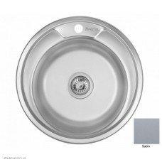 Кухонная мойка Imperial 490-A 0.8 Satin