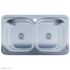 Кухонна мийка Imperial 401 декор