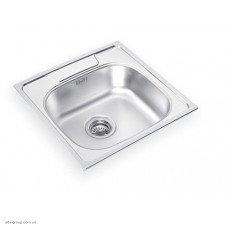Кухонна мийка GAM 480.480 GT 6K з нержавіючої сталі