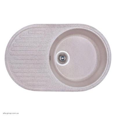 Кухонна мийка Fosto 74х46 SGA-300 керамічна (пісок)