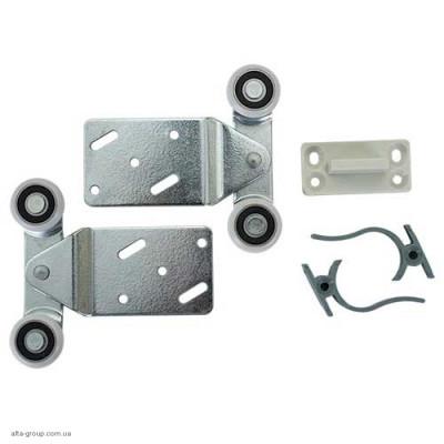 Комплект роликів для міжкімнатних дверей SKM 321R/2