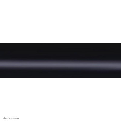Плінтус DC чорний глянець