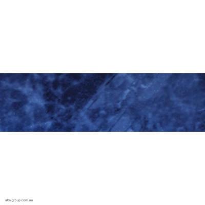 Плінтус Korner мрамор синій