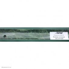 Плінтус Польща камінь зелений