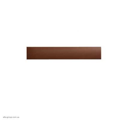 Профіль С-18 темний горіх №26