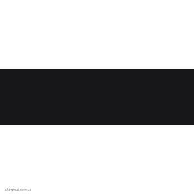 Профіль С-16 мм 2.6м чорний (Україна)