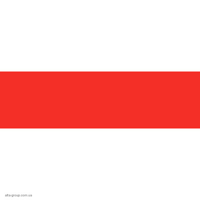 Профіль Т-18 мм червоний (Україна)