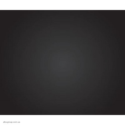 Плінтус Етера чорний глянець
