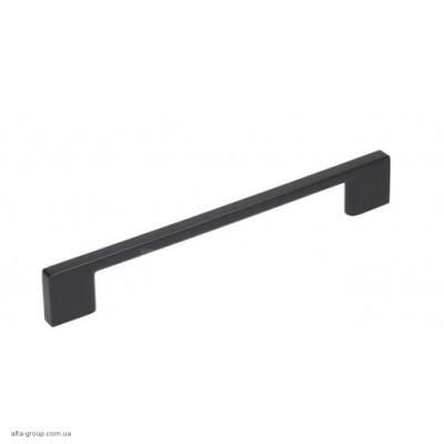 Ручка меблева 2576/160 (Чорна)