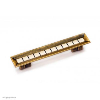 Ручка меблева CD6752-1-0096 (Антична бронза)