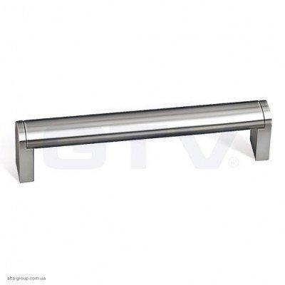 Ручка меблева UZ 682-480 (сталь) inox