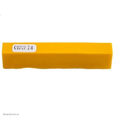 Восковий олівець жовтий 24