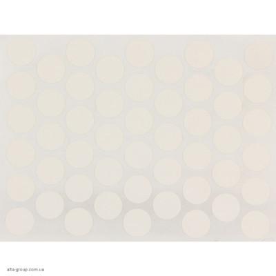Заглушка самоклеюча на мініфікс біла