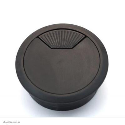 Заглушка для проводів чорна